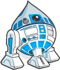 Studio Present - Star Wars R2D2
